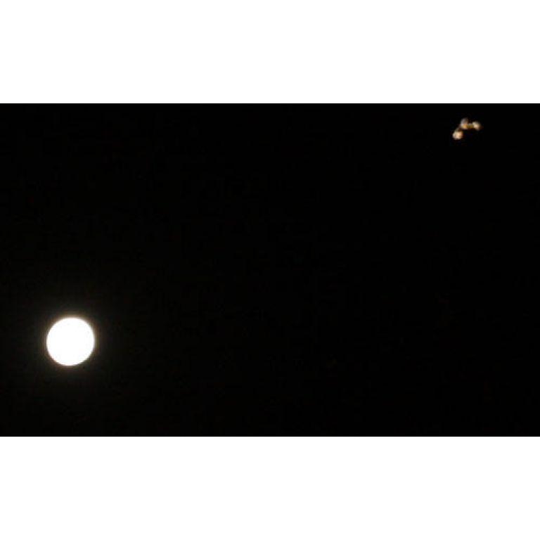 La NASA validó la foto de un OVNI