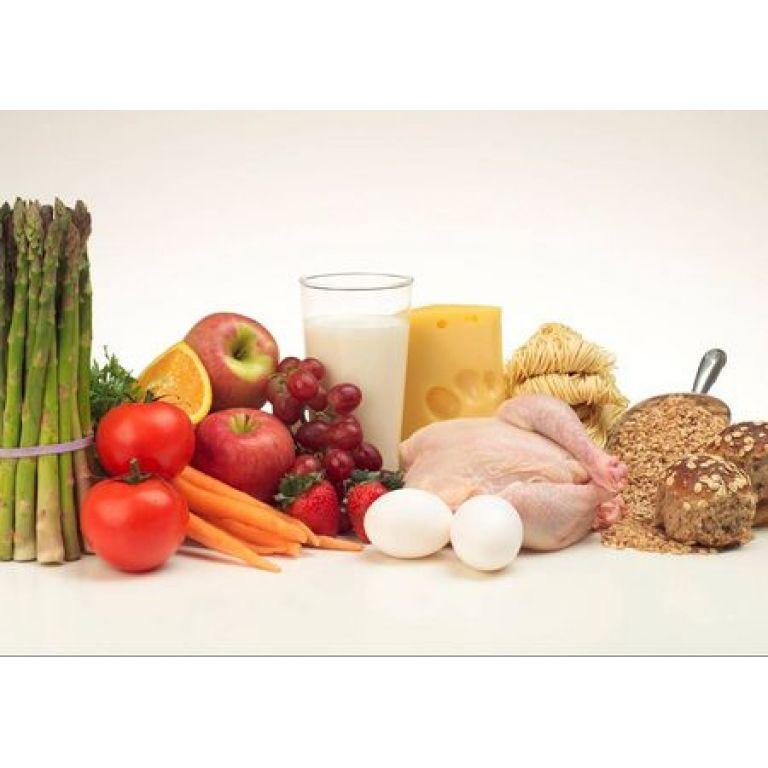 Reglas para una alimentación saludable