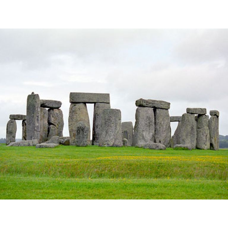 Stonehenge. Un templo místico.