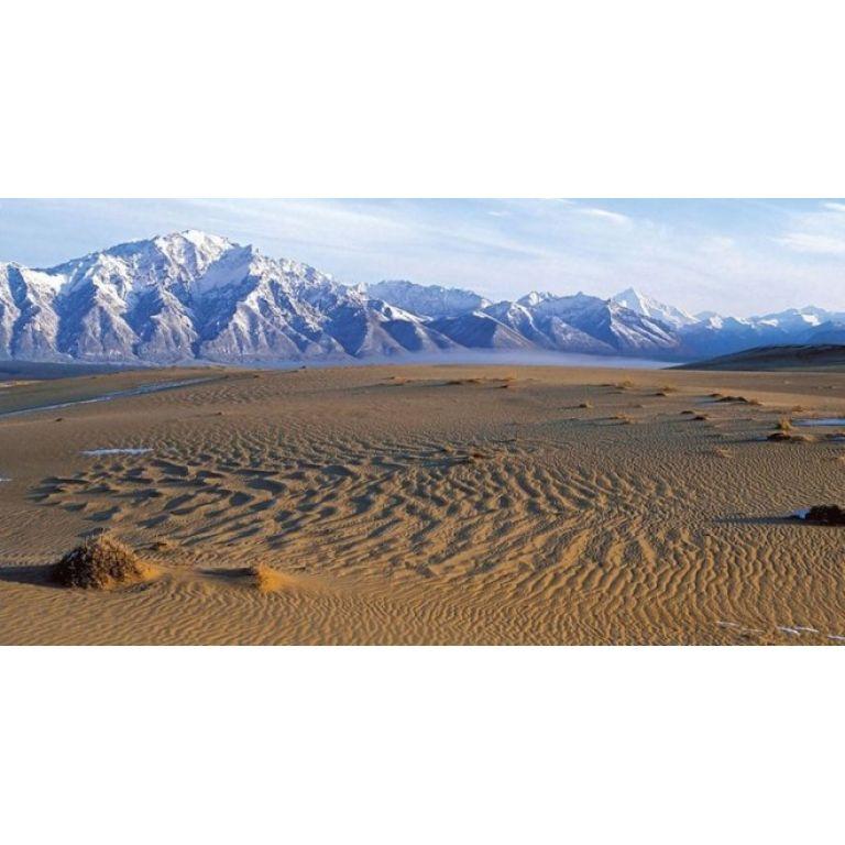 Las Arenas de Chara: Un desierto en medio de la gélida Siberia.