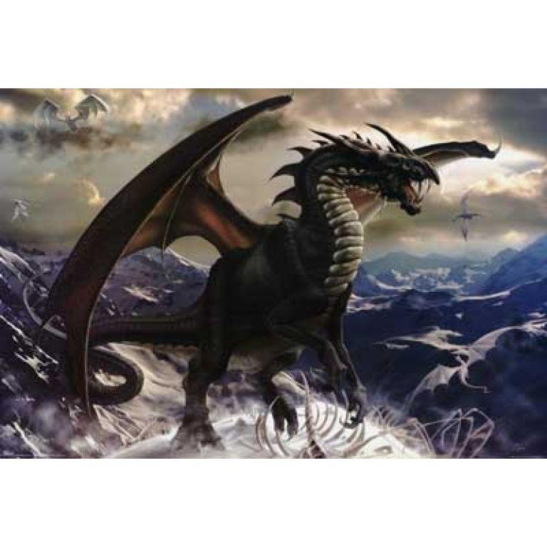 La historia de los Dragones.