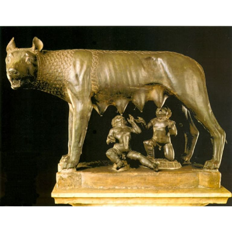 Fundación de Roma.