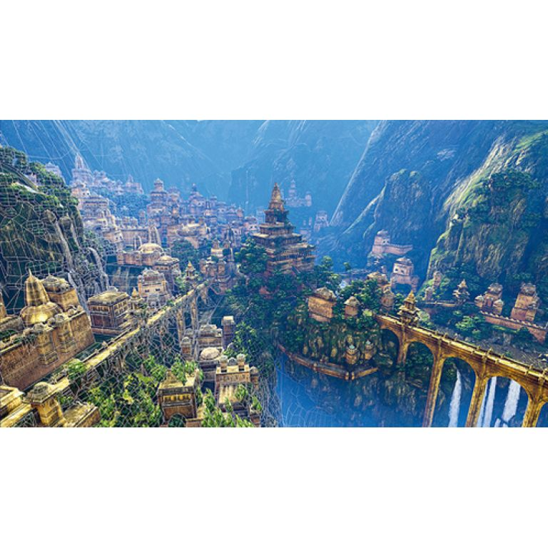 Shangri-La, Shamballa o los paraisos perdidos.
