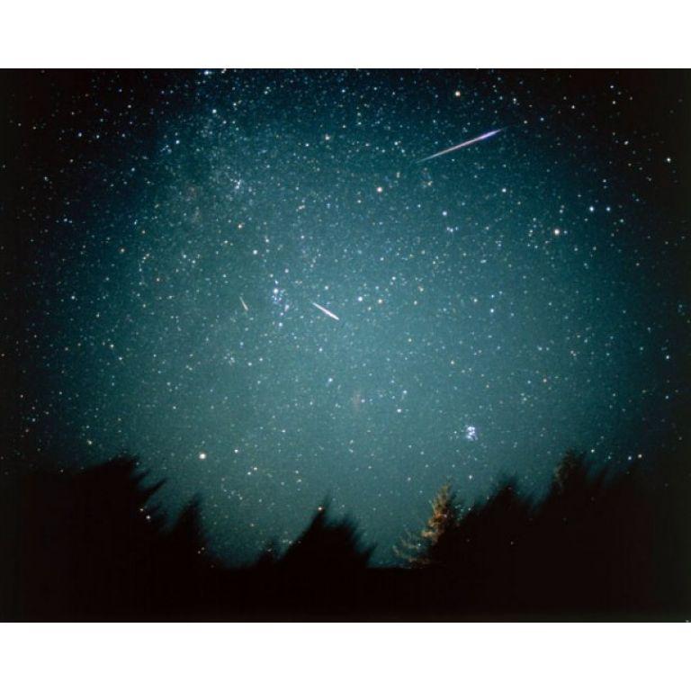 La lluvia de estrellas de las Perseidas de 2012