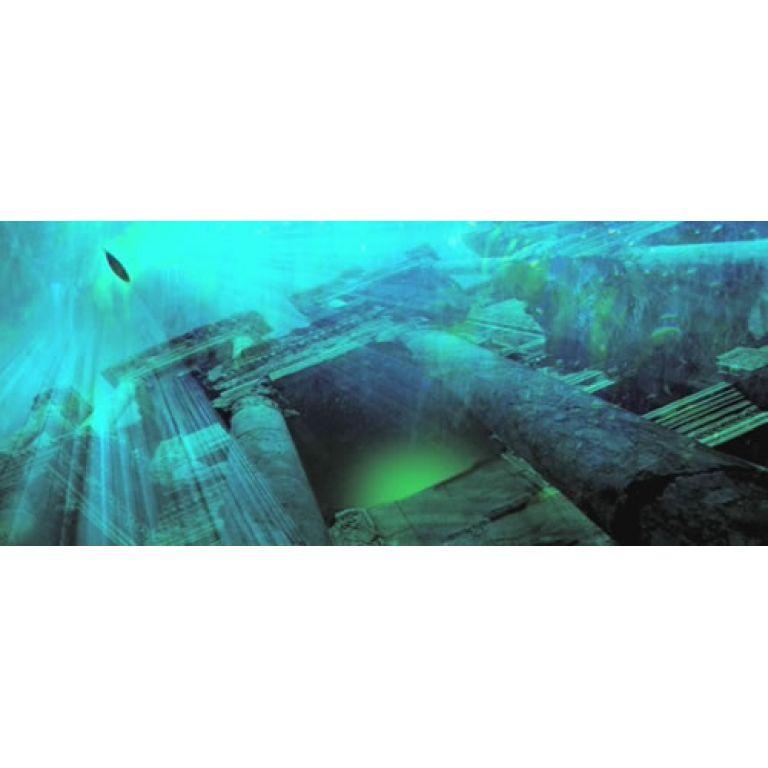 Las Ruinas Submarinas de Yunaguni.