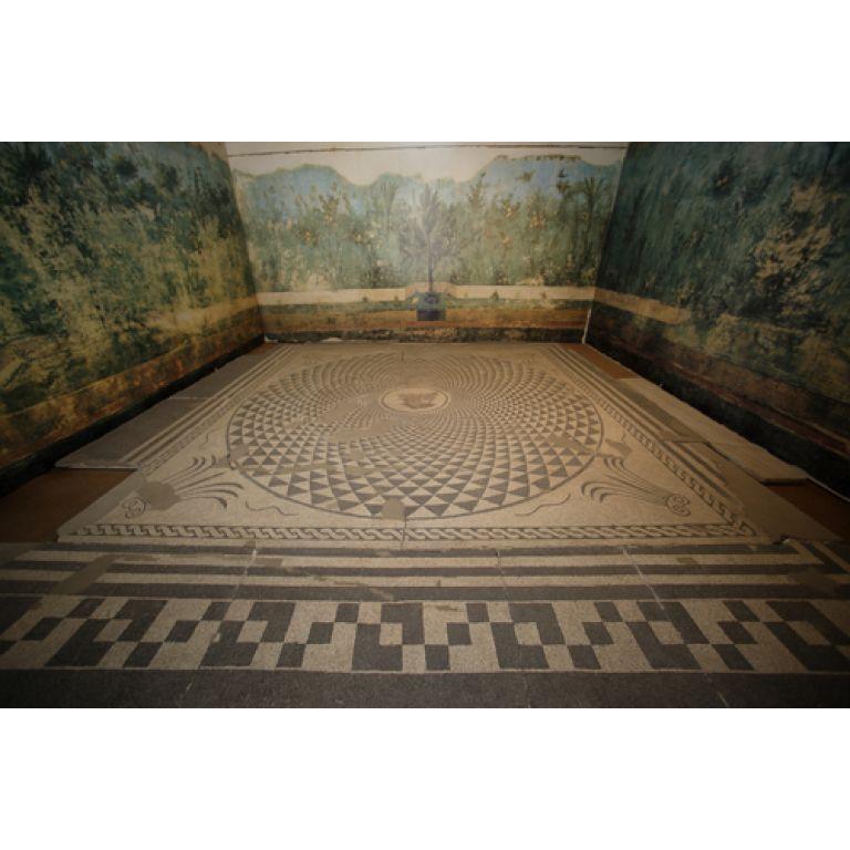 La  villa de la emperatriz Livia en Prima Porta