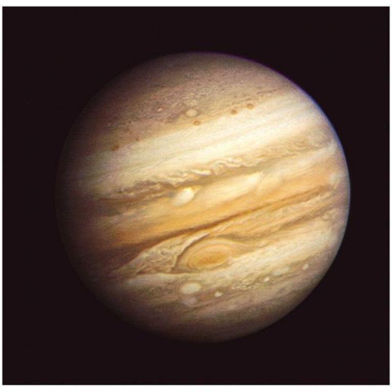 ¿Júpiter es una estrella fallida?