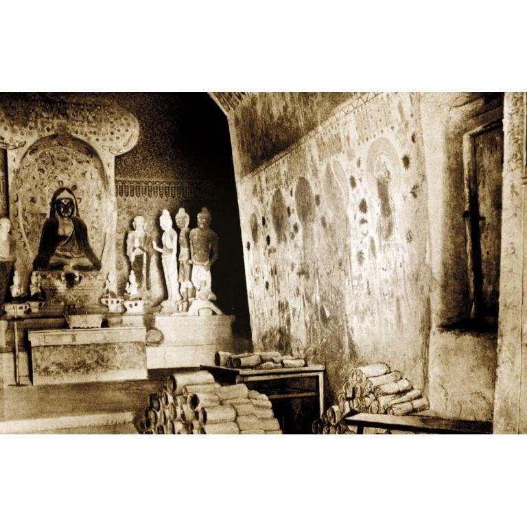 Las cuevas de Mogao, la joya budista de China
