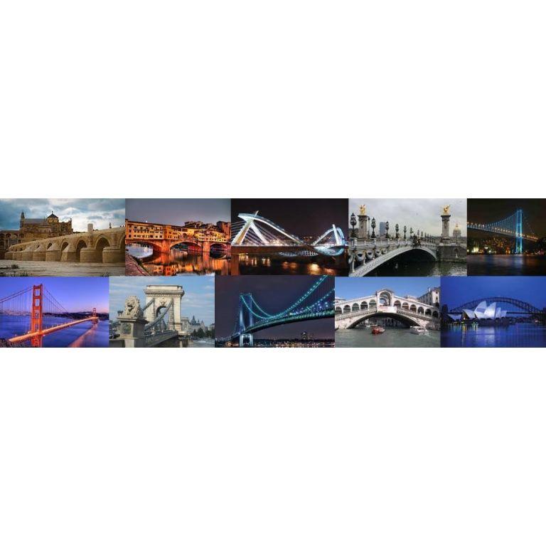 Los diez puentes más icónicos del mundo