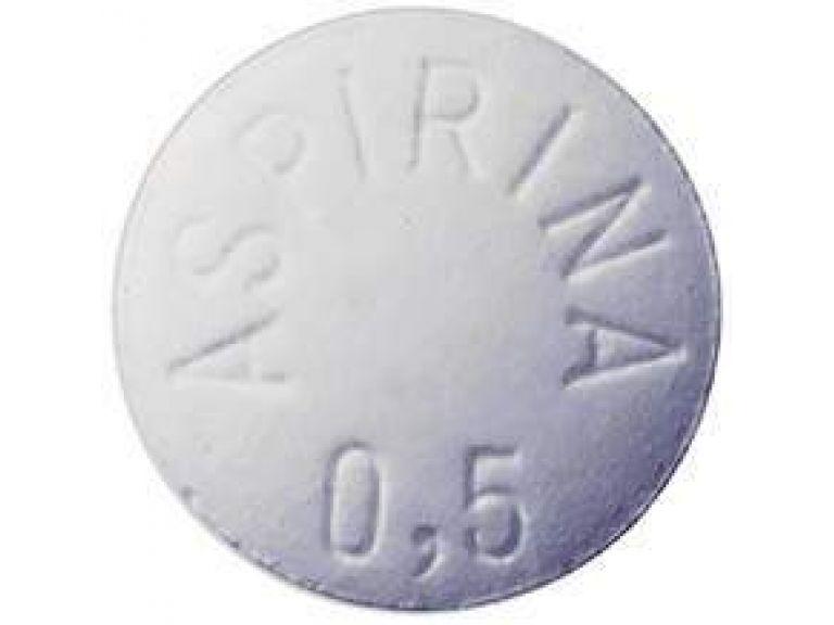 Los beneficios de la aspirina