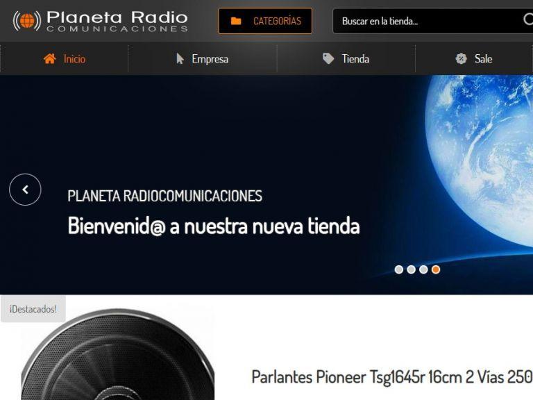 Planeta Radio Comunicaciones