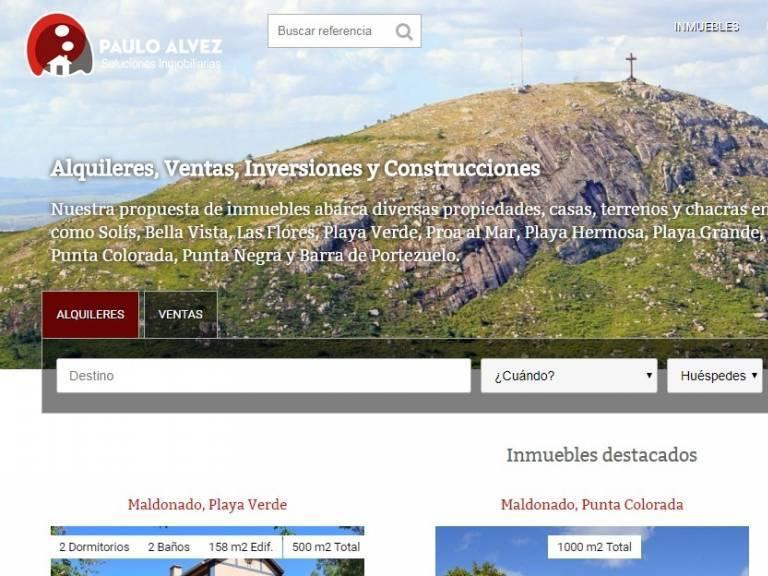 Paulo Alvez Inmobiliaria - Paulo Alvez