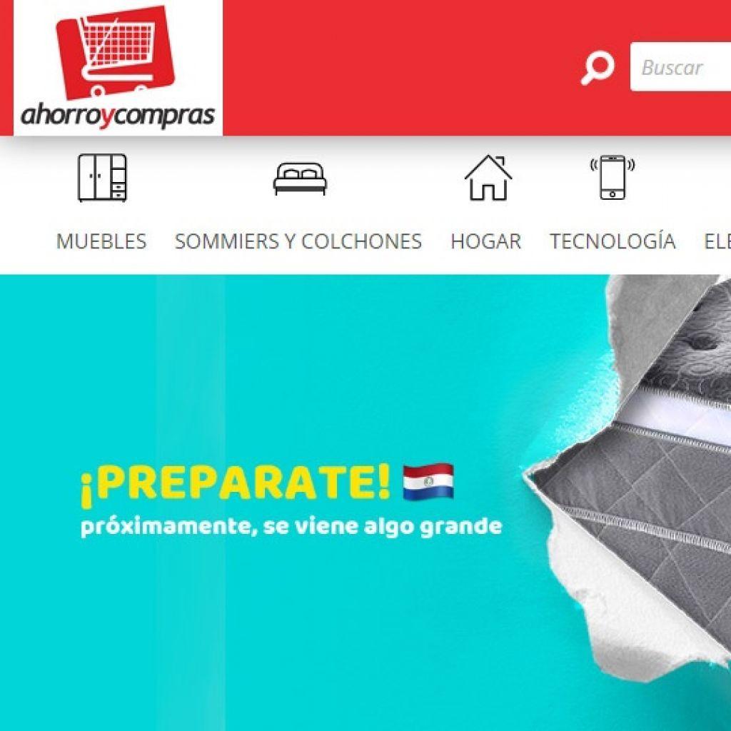 Tienda de productos online ahorro y compras Paraguay